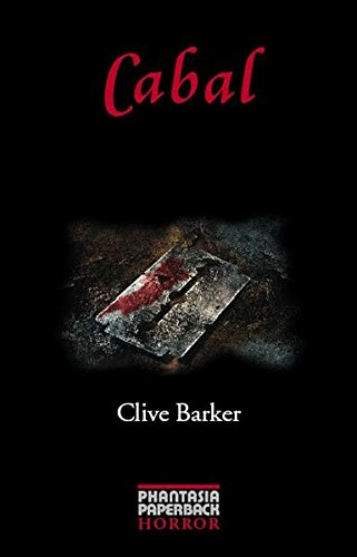 Cabal (Phantasia Paperback Horror)