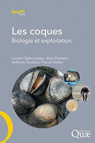 Les coques: Biologie et exploitation