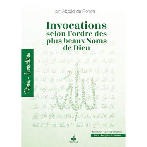 Invocations Selon l Ordre des Plus Beaux Noms de Dieuversion Aljamiada de Mohammed Cordillero