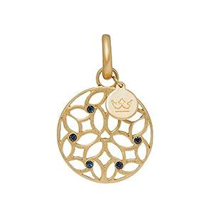 Sence Copenhagen – Charm, Ornament Anhänger Blue Aventurin (Vergoldet)