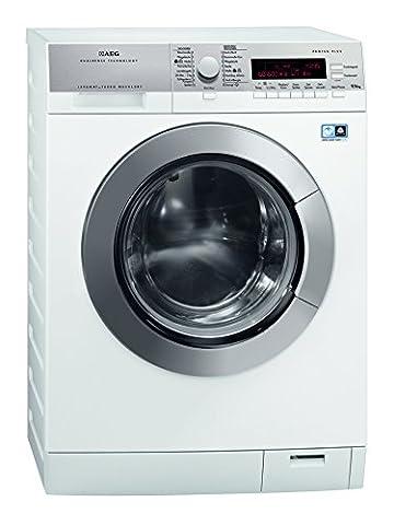 AEG L87695NWD Waschtrockner / 1224 kWh / Wolletrockenprogramm /
