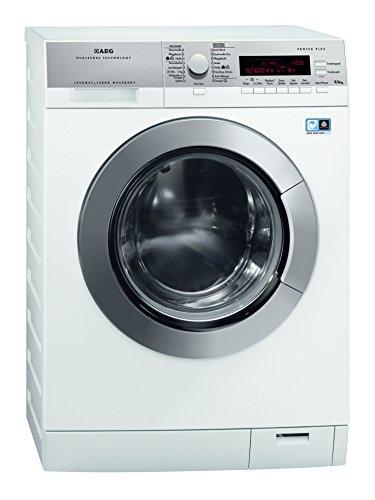 AEG L87695NWD Waschtrockner/1224 kWh/Wolletrockenprogramm/weiß