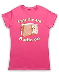 Inspired by Modern Lovers Roadrunner Unofficial Womens T-Shirt
