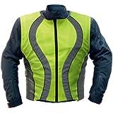 Carpoint - Gilet De S�curit� Moto R�fl�chissant Taille Xl