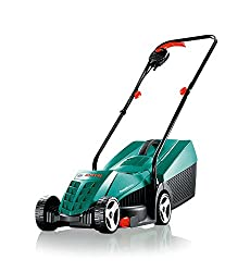 Bosch Lawnmower ARM 32, 31 l grass catcher, carton (1200 Watt, 32 cm cutting width, 20-60 mm cutting height)