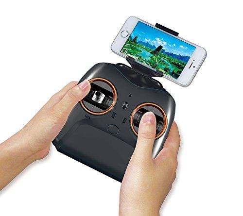 s-idee-17115-H809W-GPS-drone-con-fotocamera-HD-FPV-RC-quadrocopter-con-stabilizzazione-in-altezza-one-key-return-coming-homeheadless-VR-possibile-funzione-di-rotazione-a-360-24-GHz-con-giroscopio-4-ca