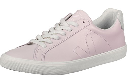 Veja Esplar Low Leather W Schuhe Pink