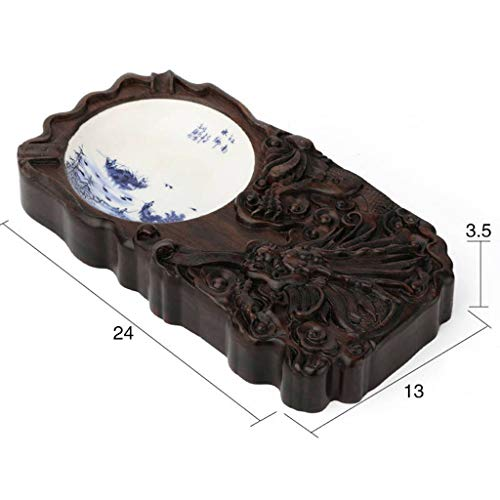 Ashtrays for Cigarettes Ashtray The Latest Ashtray, 2018, Wooden (Family, Office, Study, Tea House, Restaurant, etc. or Gifts can be Used) 6 ash Tray