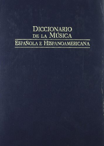 Diccionario de la musica española e hispanoamericana 7