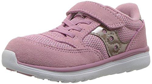 SauconyBABY Jazz Lite - Baby Jazz Lite-p Unisex-Kinder, Pink (Blush Metallic), 24 M EU Kleinkind (Kleinkind -, Saucony Schuhe)