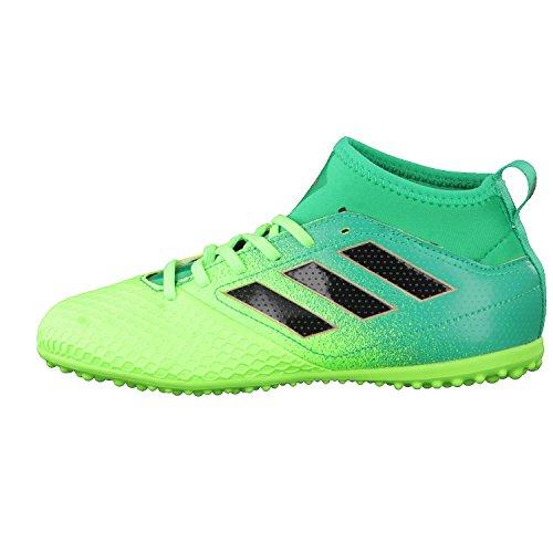 pretty nice c6cb6 6f2f8 adidas Ace 17.3 TF J, Scarpe per Allenamento Calcio Unisex – Bambini, Verde  (VersolNegbasVerbas), 32 EU