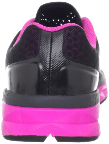 DC Shoes - Scarpe sportive DC Shoes - Schuhe - UNILITE TRAINER - D0320054-01TD - grey, Donna Grigio (Black/Fluorescent Pink)