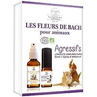 Elixirs & Co las flores de Bach Kit para animales agresivos)