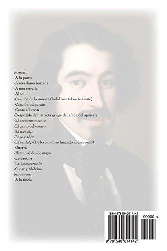 Poesía, Romances y Sonetos