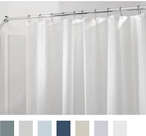 Duschvorhang 180x180cm – InterDesign (PVC Frei | PEVA) - 2