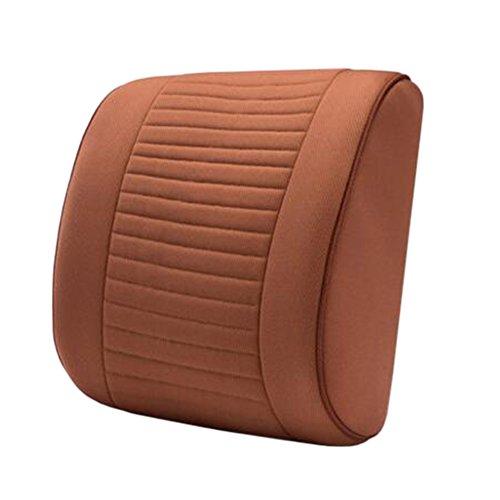 Blancho Coussin de voiture de coussin arrière élégant/soutien de taille de coussin de chaise de bureau #17
