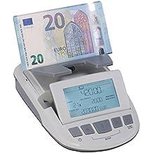 ratiotec Record di pagamento Ratio della Tec RS 1200–Conta Monete/banconote e monete–per Euro/GBP/CHF–Fu ruote