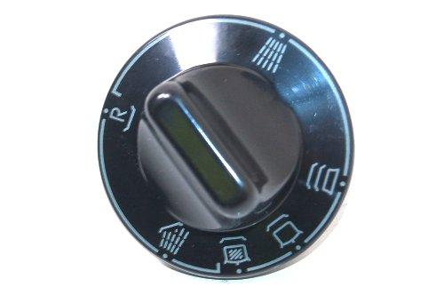 Ariston C00041206 Geschirrspülerzubehör/MGD / Geschirrspüler Brown Steuerknopf