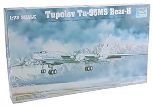 Trumpeter Tupolev Tu-95MS Bear  Maqueta de Aeromodelismo (H 01601)