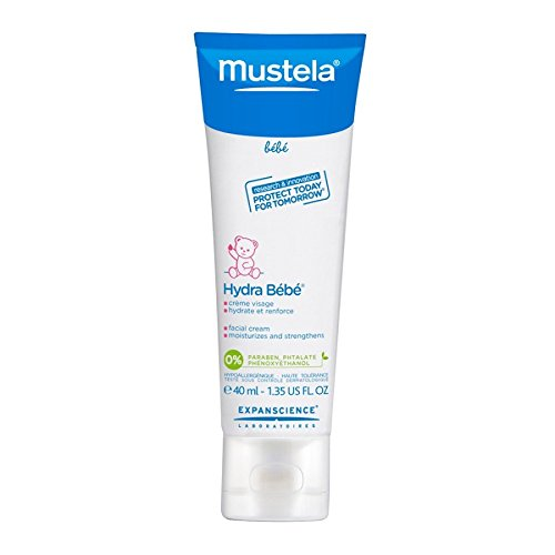 Mustela Hydra Bebè Crema Viso - 40 ml