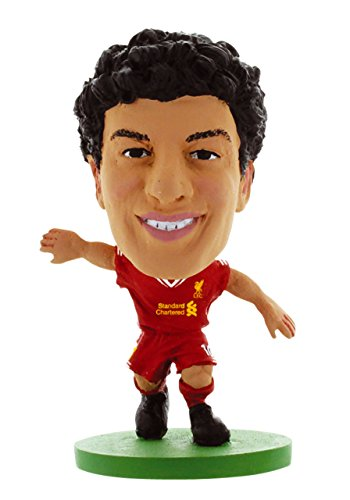 SOCCERSTARZ Philippe Coutinho en Liverpool FC Home Kit