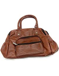 Generic Tiryugi Purse Handbag For Womens Chocolate Colour
