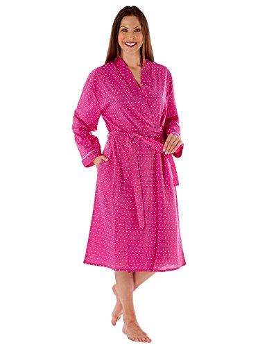 Undercover - Robe de chambre - Portefeuille - Imprimé - Femme Framboise