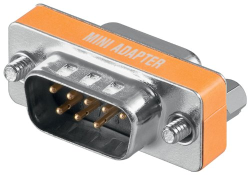 Null-Modem Adapter 9-pin (Modem, Gender Changer)