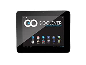 GOCLEVER TAB R83.2 8GB Black, Grey - tablets (Full-size tablet, Android, Slate, Android, Black, Grey, 802.11b, 802.11g, 802.11n)