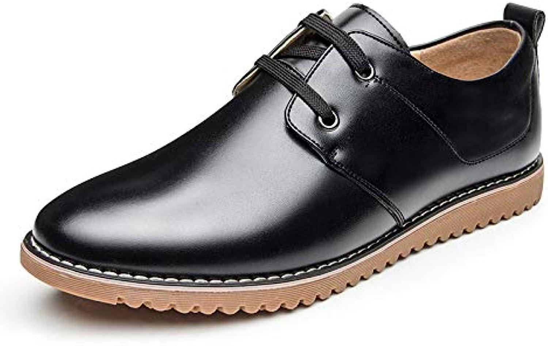 Zapatos de Hombre Correa para la Cabeza Redonda Juventud Respirable Primavera Zapatos Casuales Coreanos Bajos...