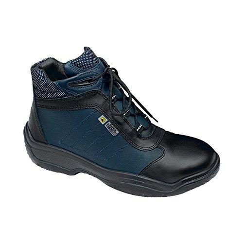 Elten ad alta sicurezza scarpe, S2 donna 74076 Nero (nero)