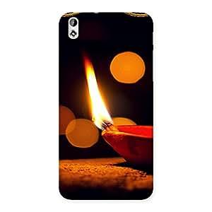 Positive Light Back Case Cover for HTC Desire 816g