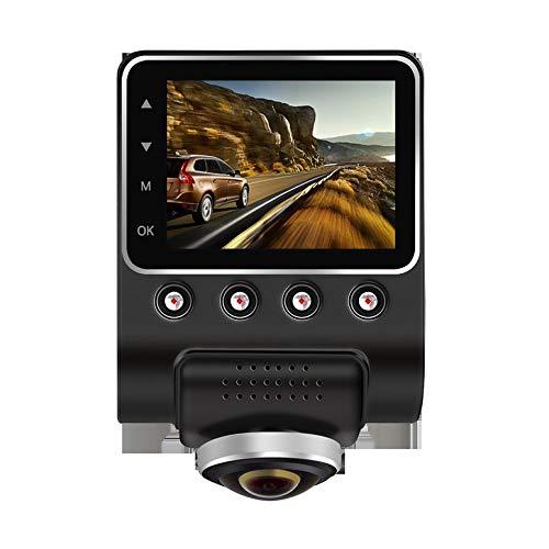 Lynn025Keats A55 2,45 Zoll IPS HD Highlight Bildschirm eingebauten G-Sensoransteuerungs Recorder - A55 Lcd