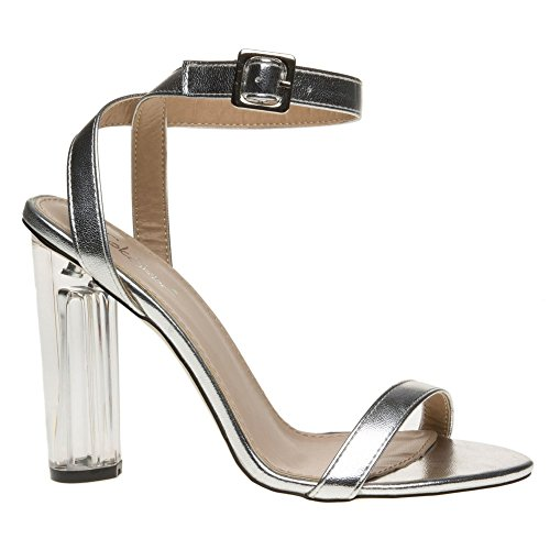 Solesister Fran Damen Schuhe Metallisch Metallisch