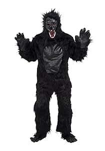 Costume da gorilla Delux