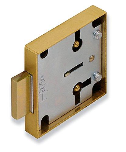 Urko–Schloss SOBREP Schlüssel, Messing, 30mm