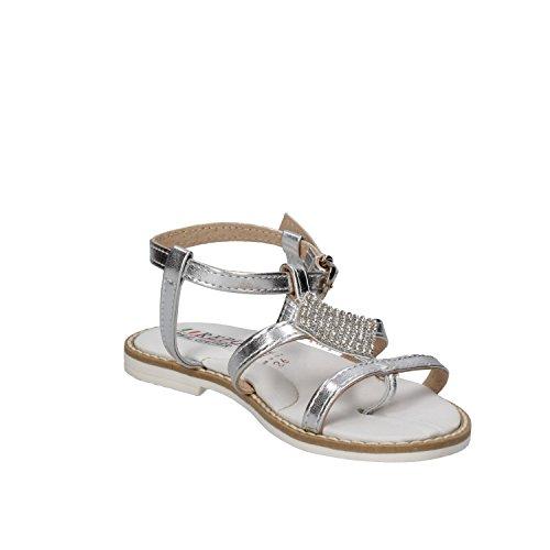 REPO PHIL GATIER , Chaussures à brides fille Argent