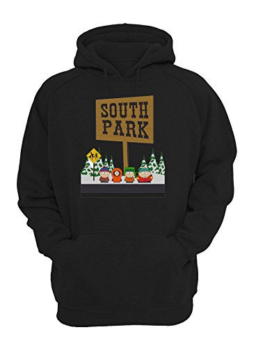 south-park-logo-graphic-design-unisex-pullover-hoodie-large