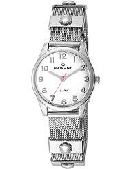 Reloj Radiant RA386201 Niña Acero Plateado Comunión