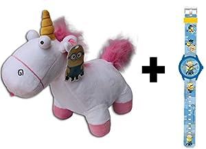 MINIONS: Peluche de Unicornio Agnes