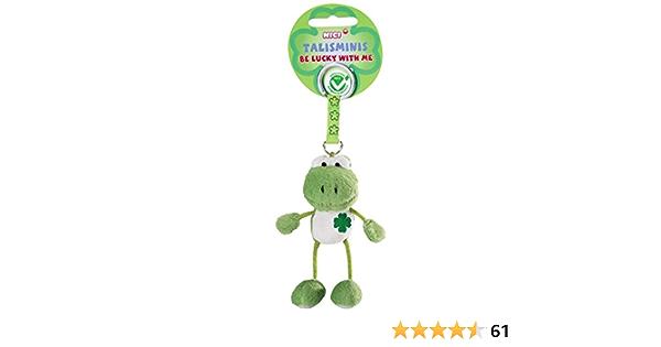 Nici 36682 Schlüsselanhänger Frosch 7 Cm Talisminis Spielzeug