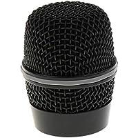 FLAMEER Micrófono Mic Ball Grill Cabeza Malla Accesorios Músicos Producción Musical Reparación