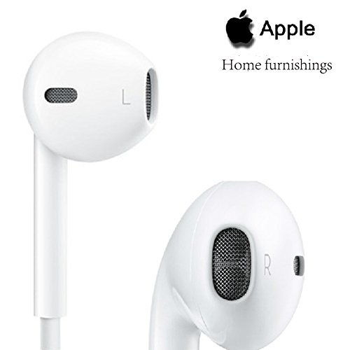Original Apple Iphone Earphones/Headphones/Headset Supported 4/4s/5/5s/6/6s and Ipads with Mic Handsfree Earphone Stereo Headset Mic Compatible for Apple /Ipads /Ipods Earphones | Earphones | Earpods | Iphone Supported by Kshiv Enterprises Best Earpods Earphones 3.5mm Jack