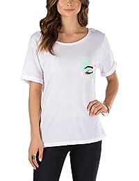 Amazon.es  camisetas vans mujer - Marcas populares   Camisetas y ... d84dc2dbd20