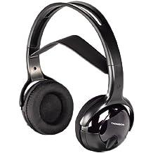 Thomson WHP1211 - Auriculares inalámbricos (32 Ohm, alcance 10 m, jack stereo 3.5