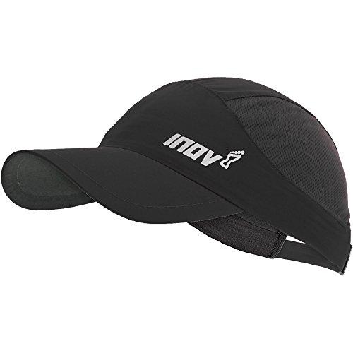 Gorra Inov-8 Race Elite Peak - Negro