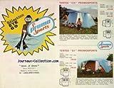 PROMO SPORTS du 01/07/1969 - TENTES CH PROMOSPORTS