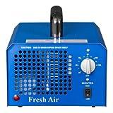 Kommerzieller Ozonisator 7000mg 03, industrieller Ozon Luftreiniger, schwarz,...