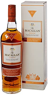 Macallan Sienna Highland Single Malt Whisky 70 cl