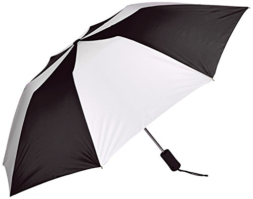 rainkist-black-white-the-star-auto-open-umbrella